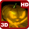 Funny Pumpkins Crush it Android Personalization 3D Live Wallpaper download from piedlove.com