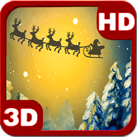 christmas-santa-forest-night-deluxe