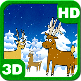 happy-christmas-winter-forest-deluxe