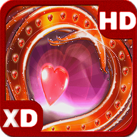 heart dance valentines day deluxe