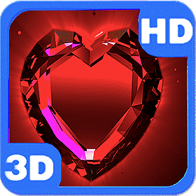 red shaped magic diamond deluxe