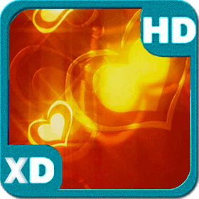 valentine golden hearts deluxe