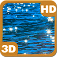 Alpine Lake Light Spots Deluxe HD Edition 3D Live Wallpaper