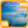 Amazing Sky Flight Journey Android Personalization 3D Live Wallpaper download from piedlove.com