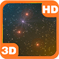Brilliant Galaxy Journey Deluxe HD Edition 3D Live Wallpaper