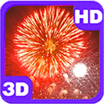 Celebrating Fireworks Festival Deluxe HD Edition 3D Live Wallpaper