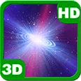 Cryptic Spiral Galaxy Deluxe HD Edition 3D Live Wallpaper