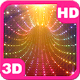 Disco Tunnel Divine Love Deluxe HD Edition 3D Live Wallpaper