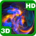 Enigmatic Plasma Whirl Deluxe HD Edition 3D Live Wallpaper for Android