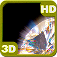 Huge Sparkling Brilliant Deluxe HD Edition 3D Live Wallpaper for Android