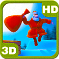 Jumping Santa Xmas Gifts 3D Android Personalization 3D Live Wallpaper download from piedlove.com