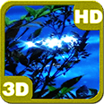 Lake Waters Sunlight Foliage Deluxe HD Edition 3D Live Wallpaper for Android