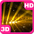 Led Light Glorious Brilliance Deluxe HD Edition 3D Live Wallpaper for Android