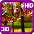 Lonely Stick Sakura Blossom Android Personalization 3D Live Wallpaper download from piedlove.com
