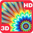 Magic Flower Power Pulsating Deluxe HD Edition 3D Live Wallpaper