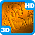 Mystery Egyptian Hieroglyphs Deluxe HD Edition 3D Live Wallpaper