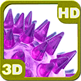Precious Pointy Jelly Glass Deluxe HD Edition 3D Live Wallpaper for Android