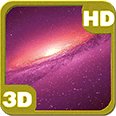 Sparkling Space World Journey Deluxe HD Edition 3D Live Wallpaper for Android