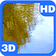 Spring River Reflection Stream Deluxe HD Edition 3D Live Wallpaper
