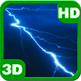 Storm Lightning Stunning Night Android Personalization 3D Live Wallpaper download from piedlove.com