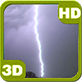 Stunning Lightning Landscape Deluxe HD Edition 3D Live Wallpaper