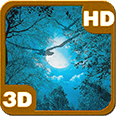 The Dark Side of Halloween Free HD Edition 3D Live Wallpaper for Android