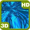 Ununpentium 115 Magnetic Field Deluxe HD Edition 3D Live Wallpaper