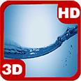 Water Splash Amazing Drop Android Personalization 3D Live Wallpaper download from piedlove.com
