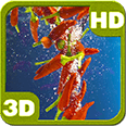 Whirlpool of Chilli Peppers Deluxe HD Edition 3D Live Wallpaper for Android