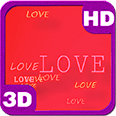 Whirlpool of Love 3D Deluxe HD Edition 3D Live Wallpaper